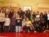 """Corso Difesa Personale Istituto professionale""""Grandis"""" Febbraio 2009"""